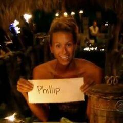Ashley finally votes against <a href=