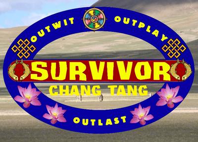 Survivor Chang Tang