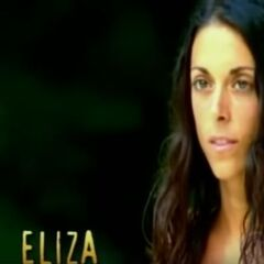 Eliza's motion shot in the opening.