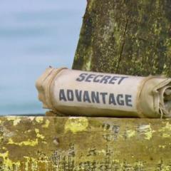 The secret advantage.