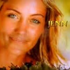 Jenn's photo in the opening.