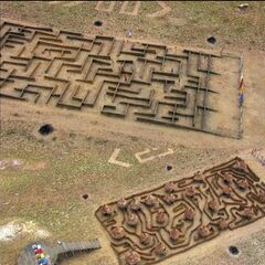 The mazes in <i><a href=