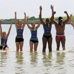 The favorites after winning the first challenge.