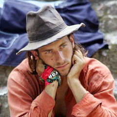 Brandon on the merged tribe, <i><a href=