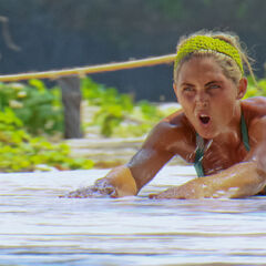 Kat at the Immunity Challenge, Day 30.