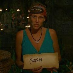 Kimmi's last vote.