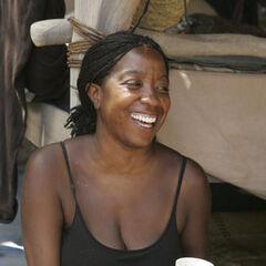 Cassandra enjoying the <a href=