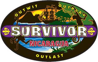 File:Survivor Nicaragua logo.png