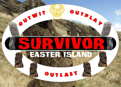 Survivor Easter Island