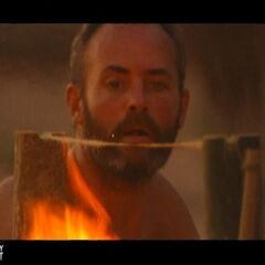 Richard at the individual Immunity Challenge, <a href=
