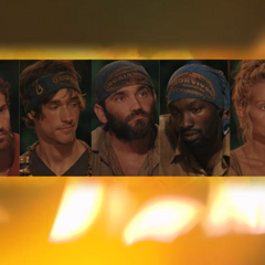 The Final Five in the episode's prologue