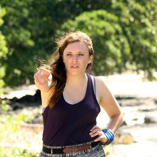 South Pacifics Sophie Clarke