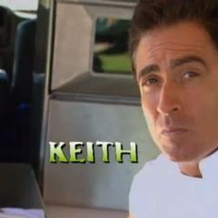 Keith is introduced to the show.