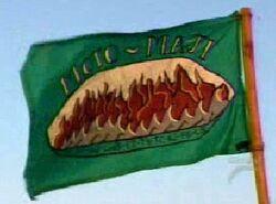 Moto Maji Flag