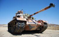 Military-tank-