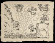 Survivors Map