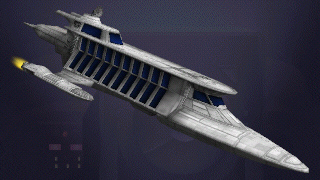 Ship starship yacht3000