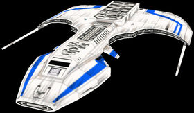 Ship capital Marauder
