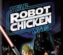 Pollo Robot especial de la Guerra de las Galaxias