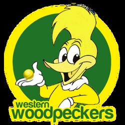 Woodpeckers!