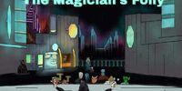 The Magician's Folly (novel)