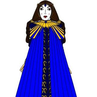 Senate gown