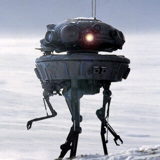 His second body,which made him the first Viper probe droid.