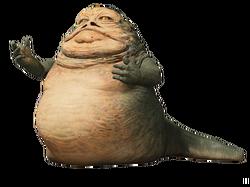 Jabba Desilijic Tiure of Tatooine