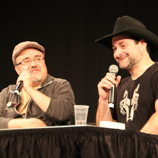 Pablo Hidalgo and Dave Filoni