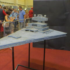 LEGO Star Destroyer.