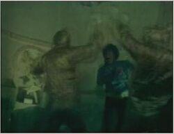 Dunyayi kurtaran adam fight scene
