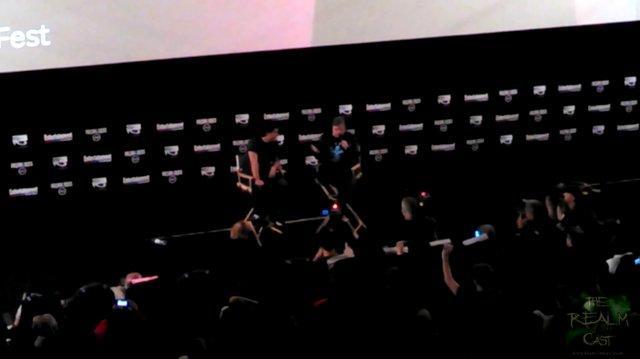 Mark Hamill Q & A Cape Town Film Festival 5 4 13