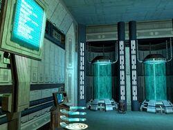 Cloning interior
