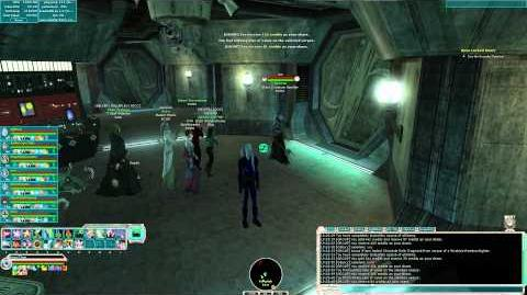 Star Wars Galaxies - Avatar Platform