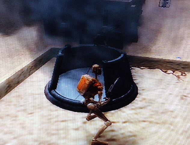 File:Droid damaged turret.JPG