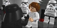 LEGO Star Wars: A New Hope: Chapter 1: Secret Plans
