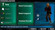Renegade Squadron Personalization