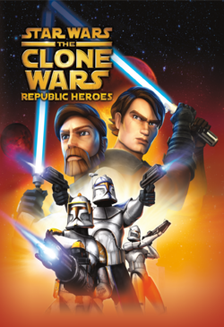 Republic Heroes cover art