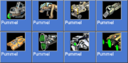 Pummel icons