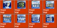 ShieldWall icons
