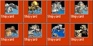 Shipyard icons