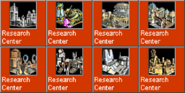 ResearchCenter icons
