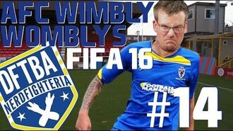 Cleaning the Dishwasher!? FIFA 16 Wimbly Womblys 14