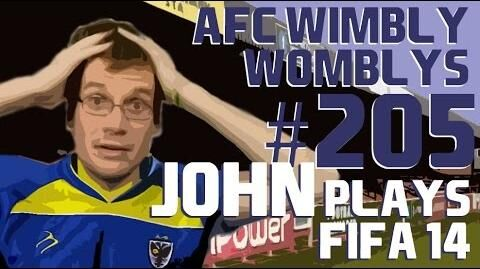 New Season! AFC Wimbly Womblys 205