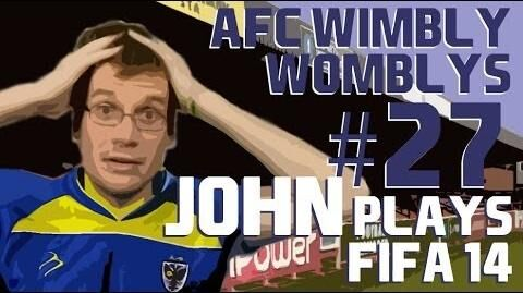 BLOOD AND LIVERPOOL! AFC Wimbly Womblys 27