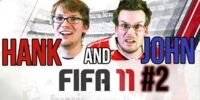 Hank and John Play FIFA 11 2