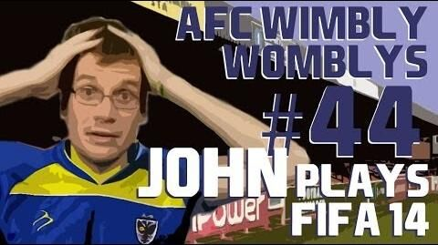 The Last Game! AFC Wimbly Womblys 44