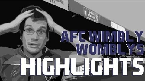 Hankgames Highlights AFC Wimbly Womblys 1-10