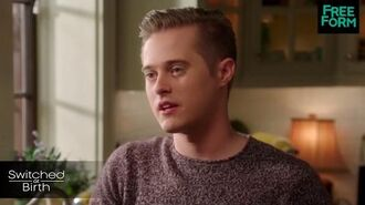 Switched at Birth Season 5, Episode 7 Sneak Peek Toby Discusses Carlton's Baptism Freeform