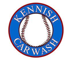 Kennish Car Wash logo